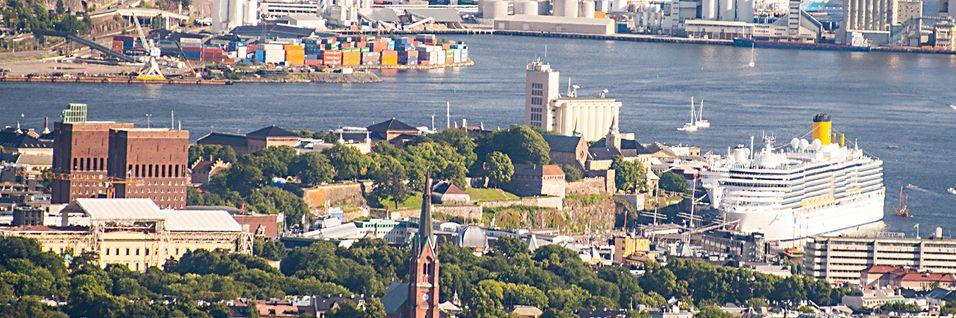 Oslo imponerer på mange områder, men ikke når det gjelder fiber og WLAN.
