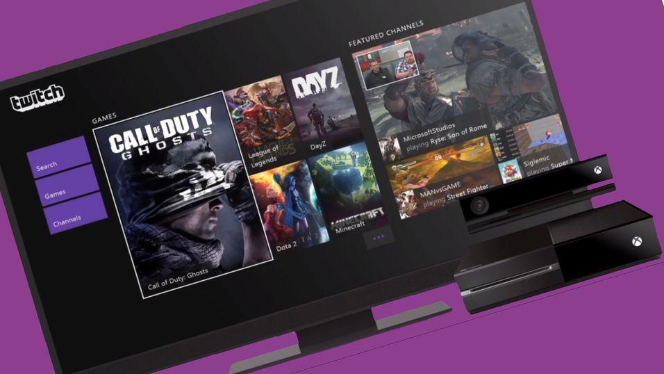 Xbox One støtter ikke strømming ved lansering