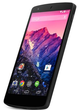 Kameraet i Google Nexus 5 imponerte ingen, men det kan bli forbedet i neste versjon.