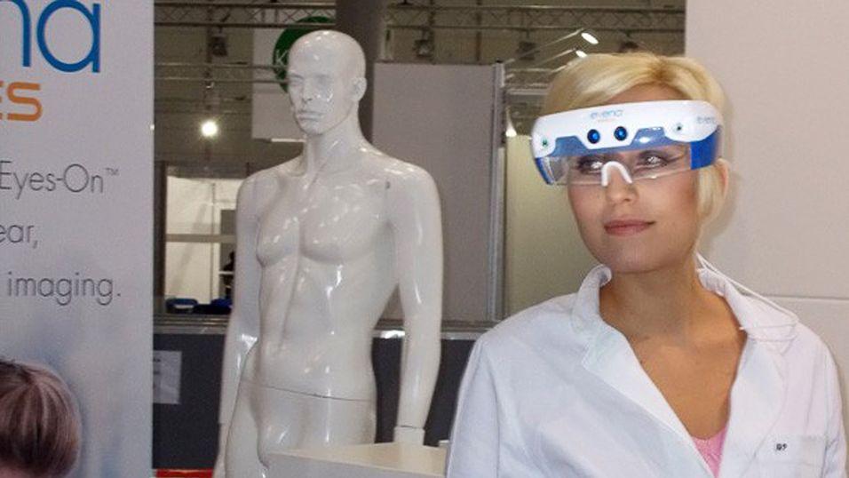 Her er smartbrillene for sykepleieren