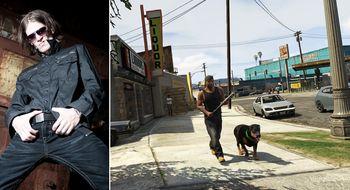 GTA-skeptikaren spelar Grand Theft Auto V
