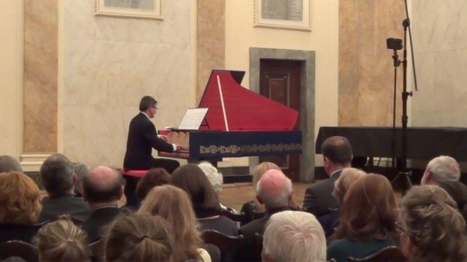 500 år gammelt instrument spilles for første gang
