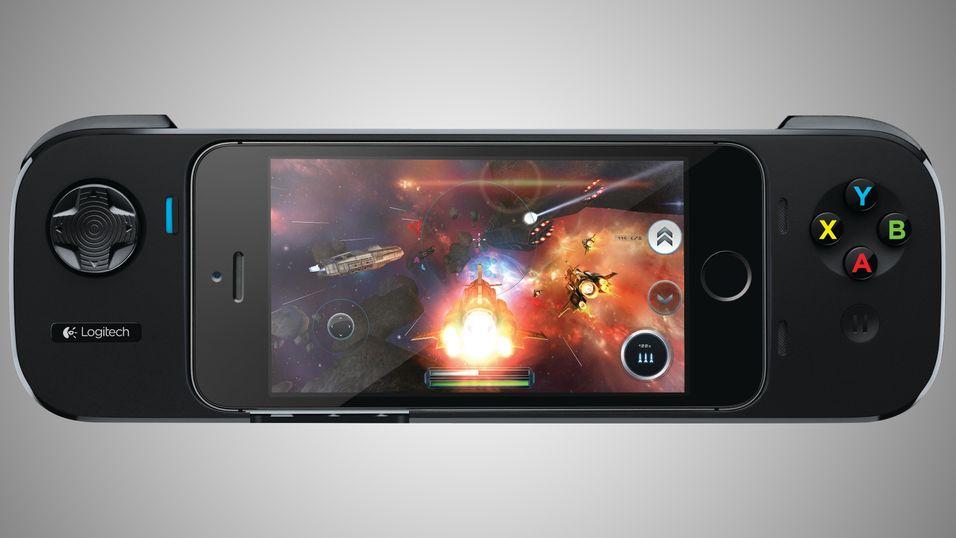 Se, iPhone blir spillkonsoll