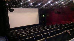 OL ble vist i Cubby Broccoli Cinema ved National Museum i Bradford England. .
