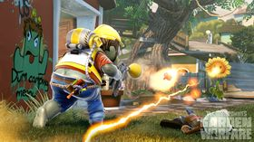 Plants vs. Zombies: Garden Warfare brukar same grafikkmotor som Battlefield 4.