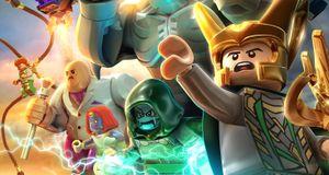 Anmeldelse: LEGO Marvel Super Heroes