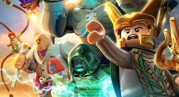 Test: LEGO Marvel Super Heroes