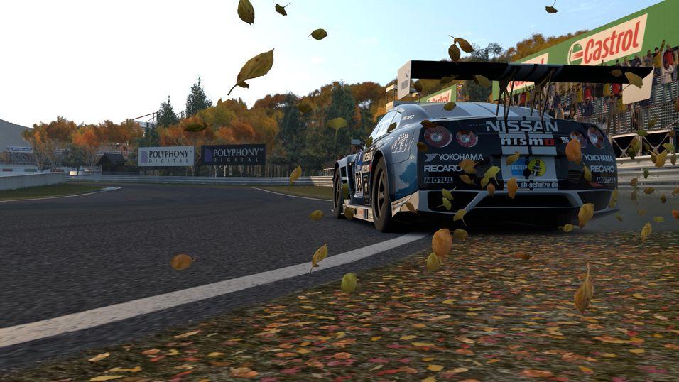Det gikk tre år mellom Gran Turismo 6 (avbildet) og forgjengeren.