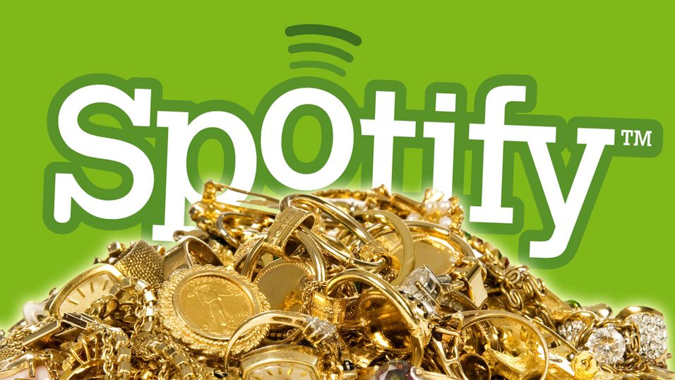 Spotify får milliardinnsprøytning