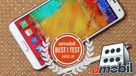 Samsung Galaxy Note 3 fikk terningkast 6 i vår test.