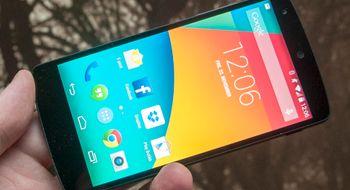 Test: LG/Google Nexus 5