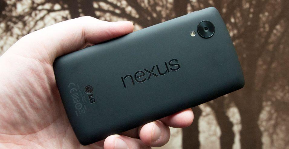 LG har allerede stått bak modellene Nexus 4 og Nexus 5.