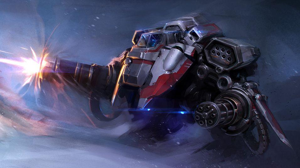 E-SPORT: Vinneren av vår StarCraft II-turnering er kåret