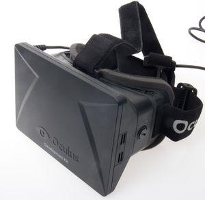 Oculus Rift har fått mye oppmerksomhet.