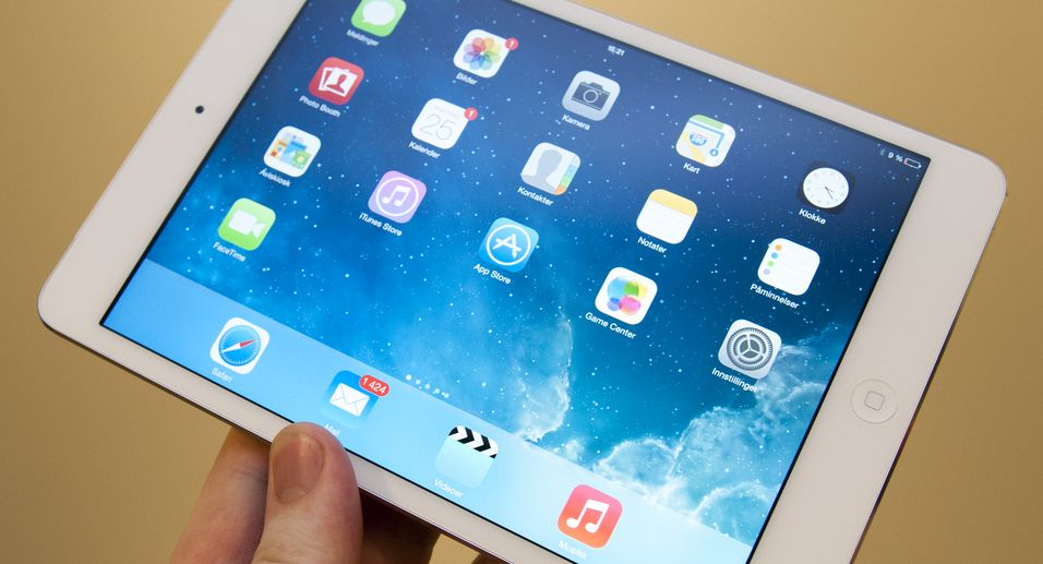 Taiwansk nettside hevder Apple vil slutte med iPad mini