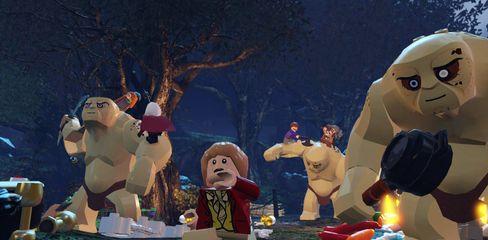 Kan LEGO The Hobbit skape magi?