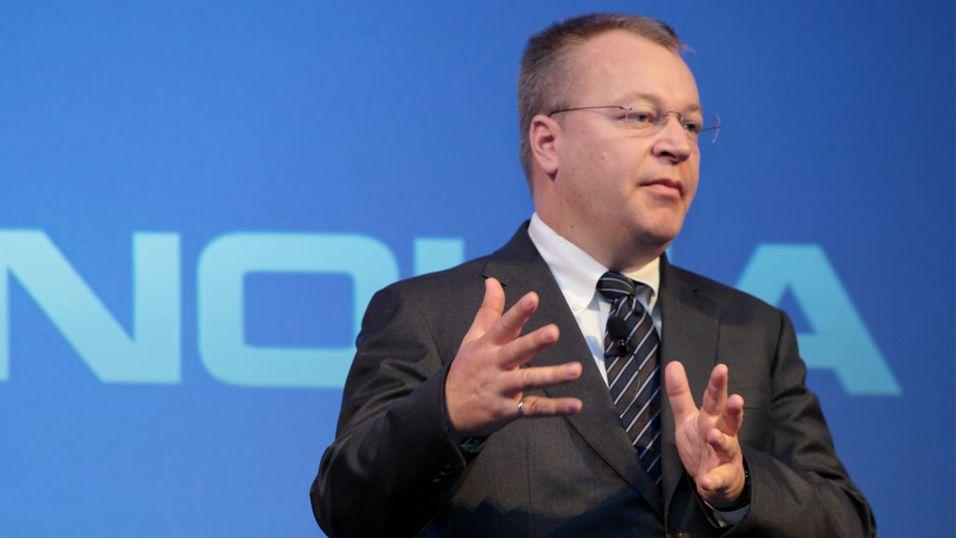 – Elop blir ikke ny Microsoft-sjef