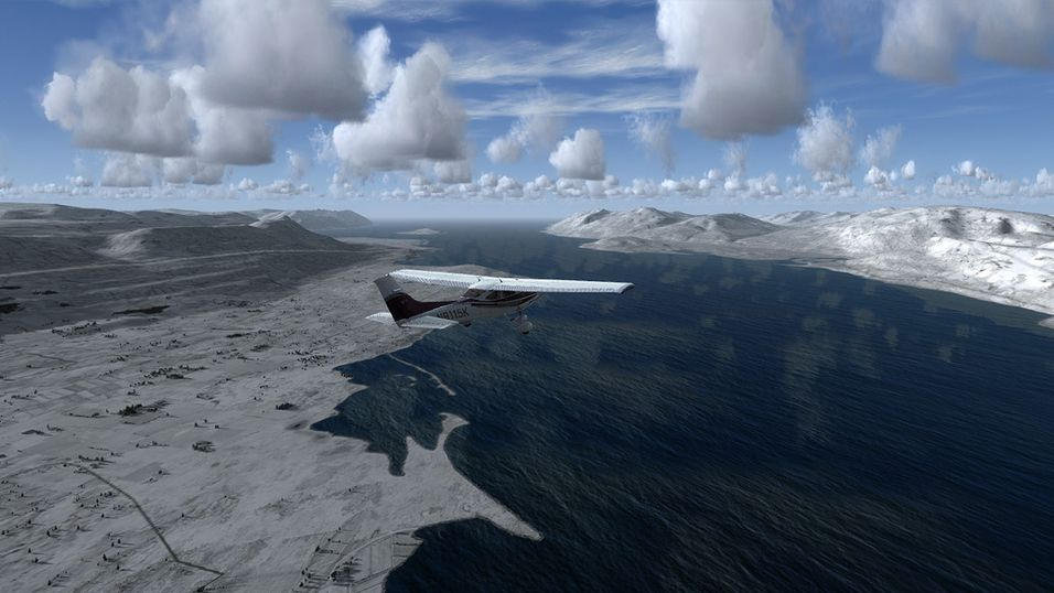Flight Simulator-seriens arvtaker med ny versjon - Gamer no