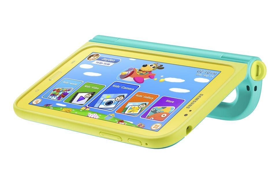 Samsung satser på de yngste med Galaxy Tab 3 Kids.
