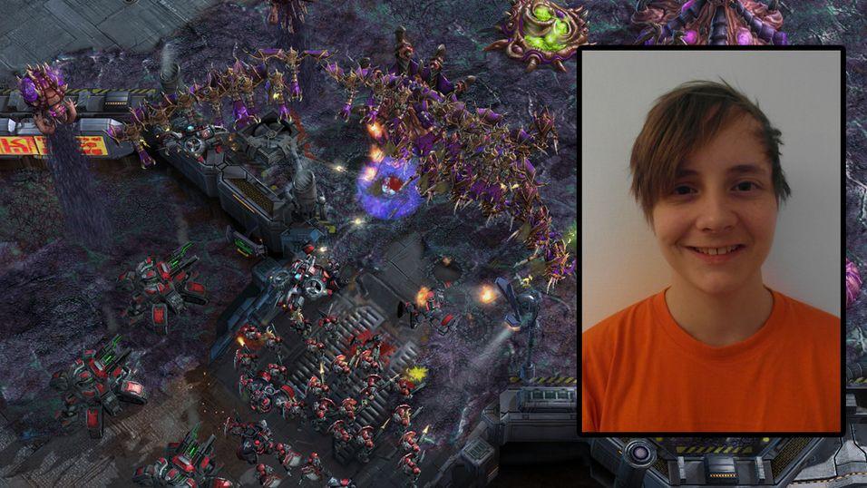 «Prebs» stakk av med seieren i helgens StarCraft II-turnering.