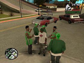 Mykje har skjedd på åtte år. Slik såg Grand Theft Auto: San Andreas ut i 2005.