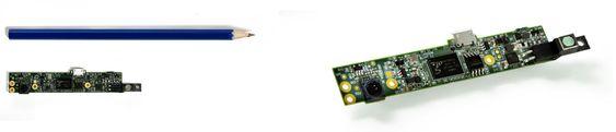 3D-SENSOR: Denne brikken kan være hva Apple higer etter når de nå har betalt 2,2 milliarder kroner for PrimeSense.