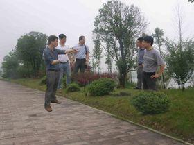 Klassisk eksempel på dårlig, kinesisk fotomanipulering.
