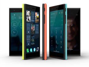 Jolla-mobilen fås i ni ulike farger.