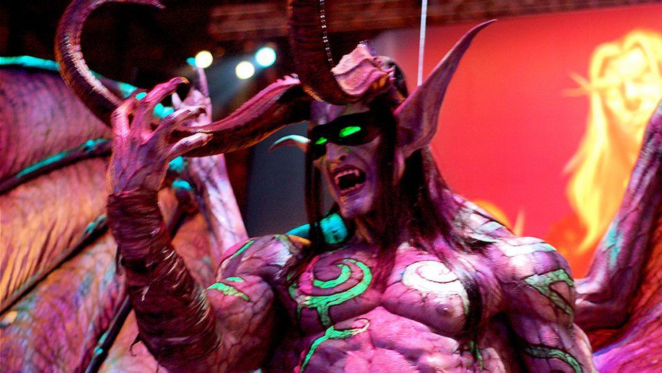 Warcraft-filmen blir forsinket