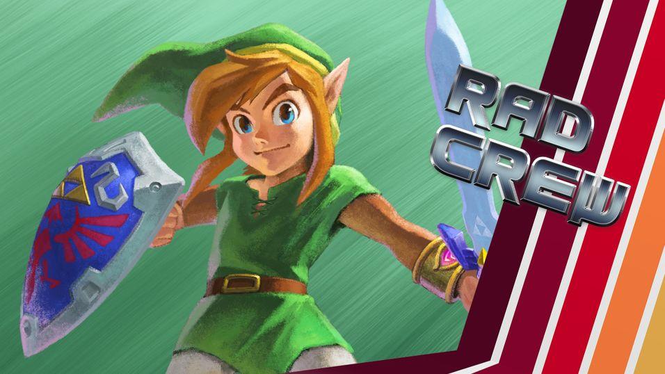 PODKAST: – A Link Between Worlds er blant de beste Zelda-spillene
