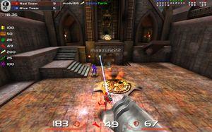 Quake Live er fortsatt populært.