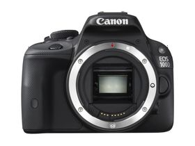 Canon EOS 100D. Foto: Canon.