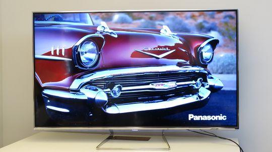 Panasonic slapp sin 4K-TV i forbindelse med IFA-messen i begynnelsen av september.