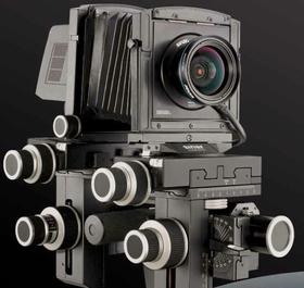 Sinar lager kameraer for spesialister.