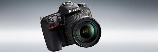 Nikon D7100. Foto: Nikon.