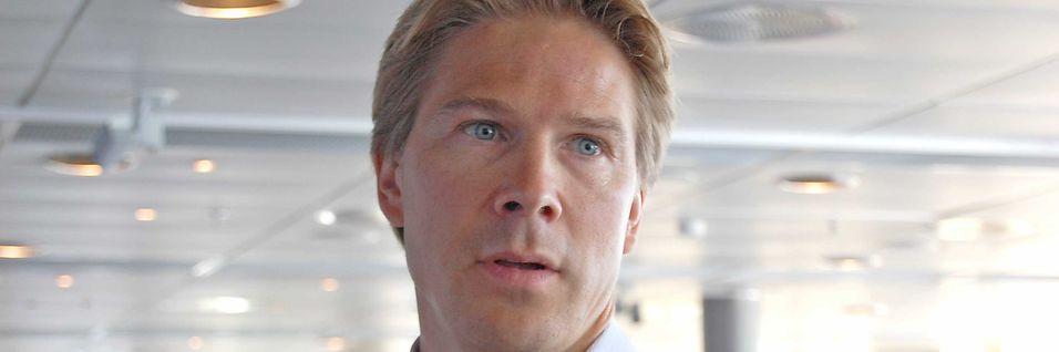 Konserndirektør og leder av Telenor Digital, Rolv-Erik Spilling sier selskapet med lansering av Firefox-mobilen tar et skritt på veien til å få den neste milliarden mennesker på Internett.