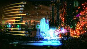 Resogun er kanskje det beste PS4-eksklusive spillet så langt.