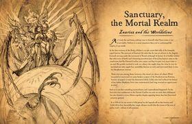 Utdrag fra Diablo III: Book of Cain.
