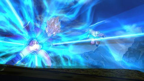 Det blir mykje spetakkel i Dragon Ball Z: Battle of Z.