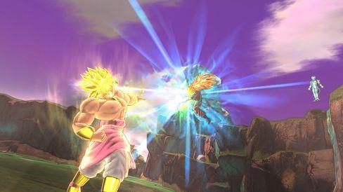 Det blir eit solid lysshow i Battle of Z.