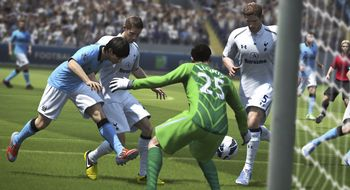 Brukerstyrt FIFA 14-turnering på Xbox 360