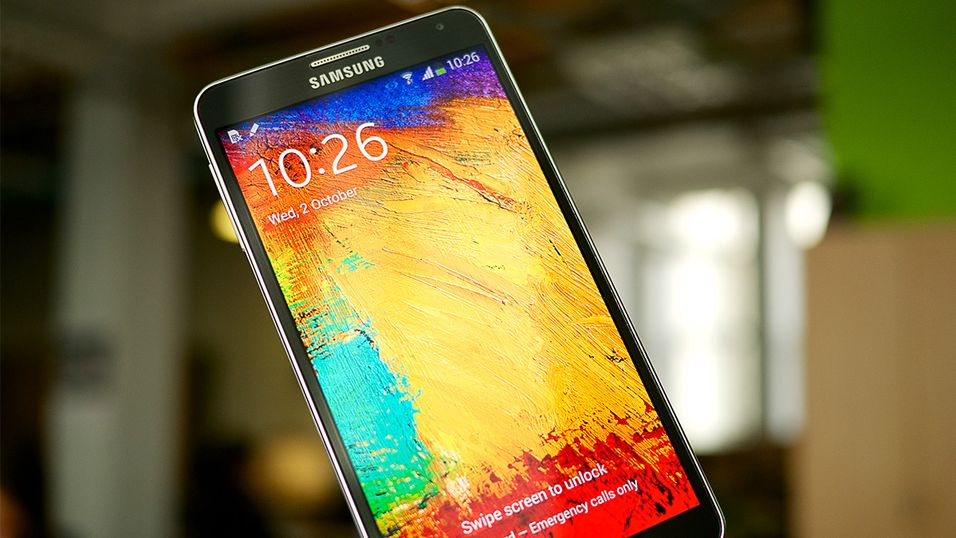 Galaxy Note 3 kommer i nye farger