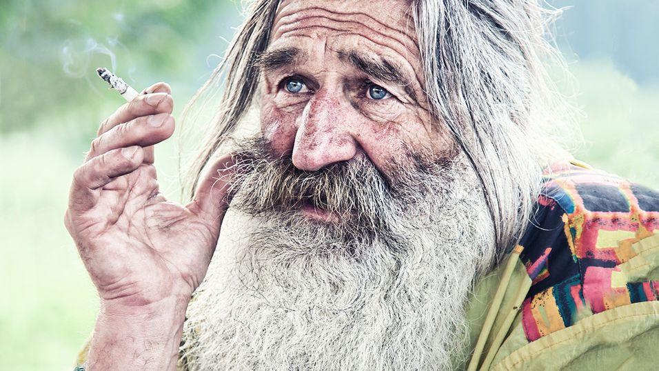 Menn med skjegg velger de verste passordene
