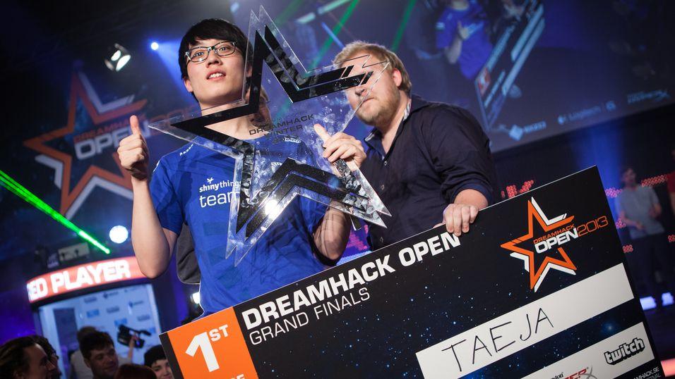 «Taeja» vant DreamHack Open.