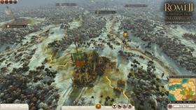 Vinteren er på veg til Total War: Rome II.