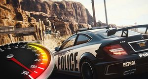 Need for Speed: Rivals Frostbite-motoren byr på flere visuelle godsaker