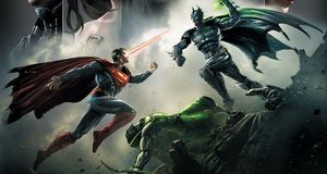 Anmeldelse: Injustice: Gods Among Us: Ultimate Edition