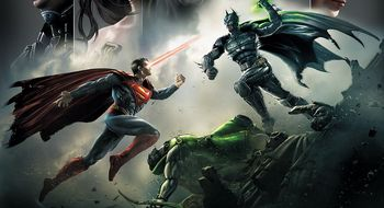 Test: Injustice: Gods Among Us: Ultimate Edition