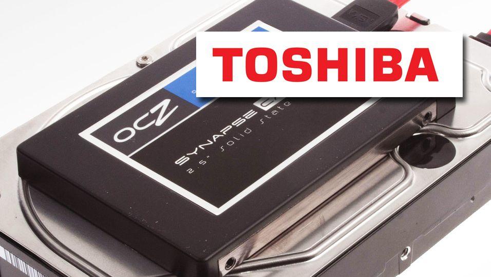 OCZ kjøpes opp av Toshiba