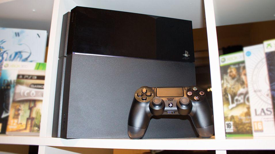 2,1 millioner PlayStation 4-konsoller er solgt.